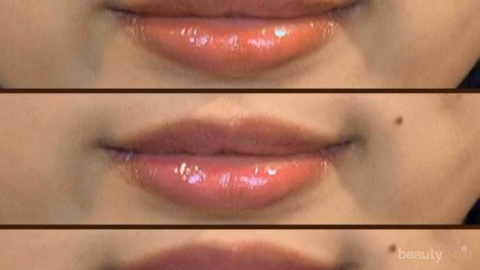 Tidak perlu di touch up! Membandingkan lipstik tahan lama