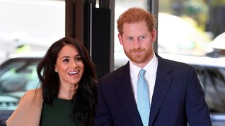 Spotify Incar Harry-Meghan Markle untuk Podcast