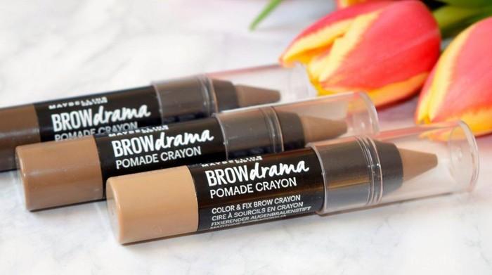 Ganti Pensil Alismu dengan Brow Pomade Crayon dari Maybelline untuk Alis Lebih On Fleek!