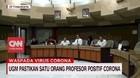 VIDEO: UGM Pastikan Satu Orang Profesor Positif Corona