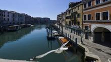 Kenaikan Harga Tiket Masuk Venesia Ditunda Hingga 2022
