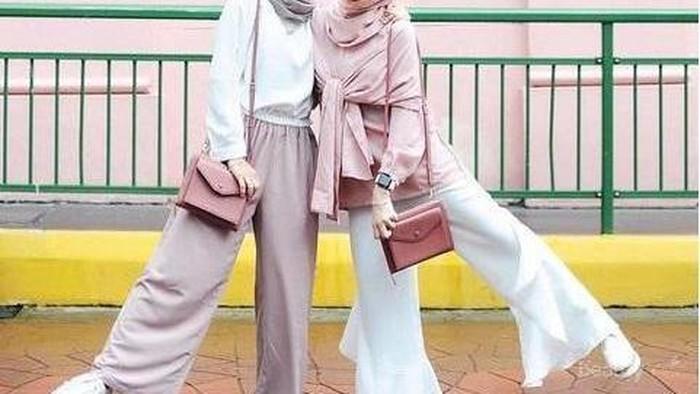 Mau Pakai Kulot? 4 Fashion Tips Ini Harus Diterapkan oleh Hijabers Bertubuh Gemuk