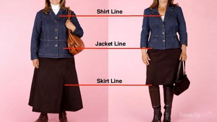 Inilah Trik Jitu dalam Berpakaian Supaya Kamu Terlihat Lebih Langsing!
