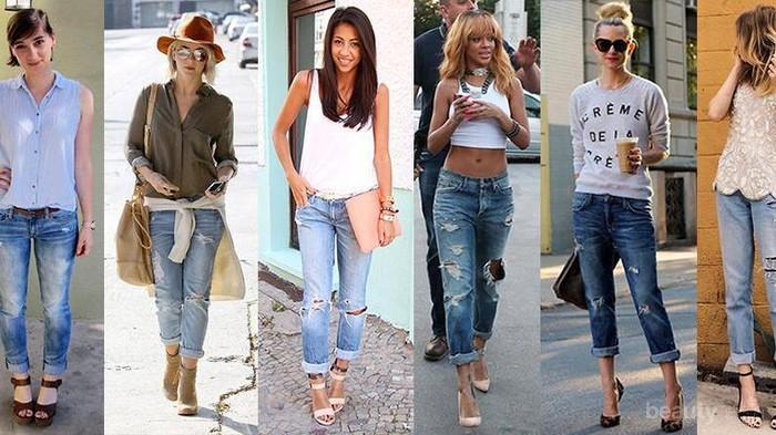 Yuk Ketahui Cara Mencuci Celana Jeans Karet Supaya Tidak Mudah Melar