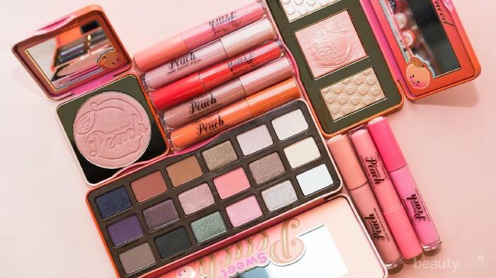 4 Rekomendasi Kosmetik Terbaik untuk Kamu Pecinta Warna Peach