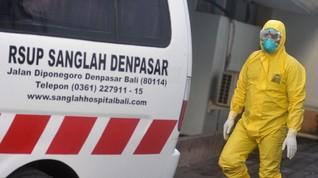 Covid di Bali, Kapasitas RS Sanglah Denpasar Sisa 10 Persen