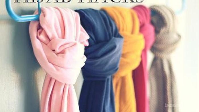Hijab Hacks Anti Ribet yang Semua Hijabers Perlu Tahu