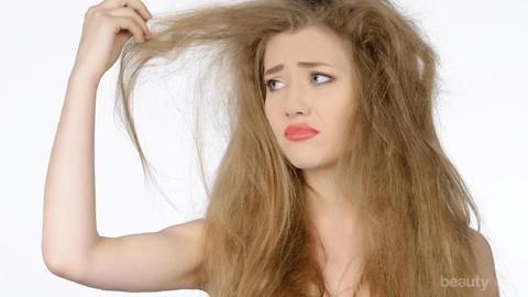 Ada Cara Ampuh Untuk Menjinakkan Rambut Kaku Dan Kasar Kamu Mau Coba
