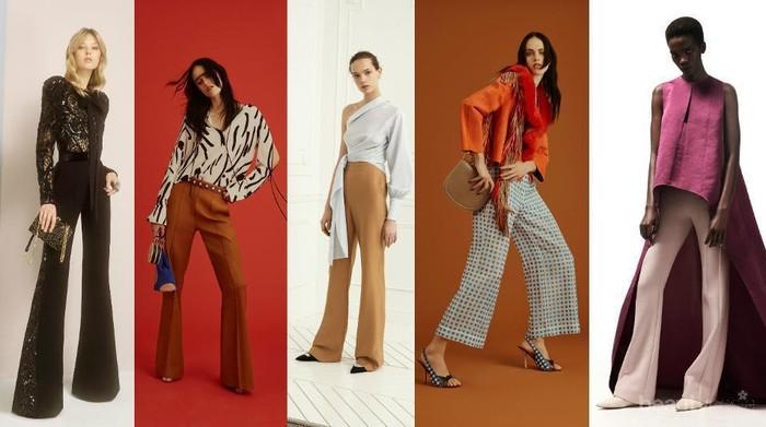 Tampil Stylish Yuk! Ini Model Celana Yang Akan Jadi Trend Fashion 2017