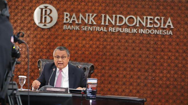Gubernur Bank Indonesia (BI) Perry Warjiyo. Dokumentasi: BI/Istimewa