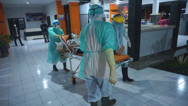 Berdasarkan situs Bnonews, Indonesia berada peringkat kedua tertinggi di dunia perihal persentase tingkat kematian kasus virus corona