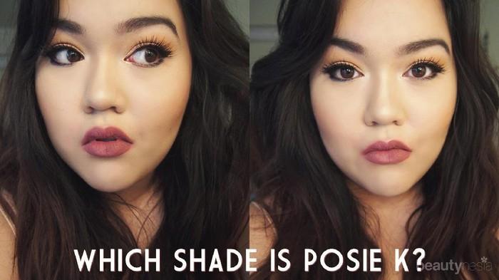 5 Warna Alternatif Kylie Lip Kit Posie K Untuk Pecinta Lipstick Mauve
