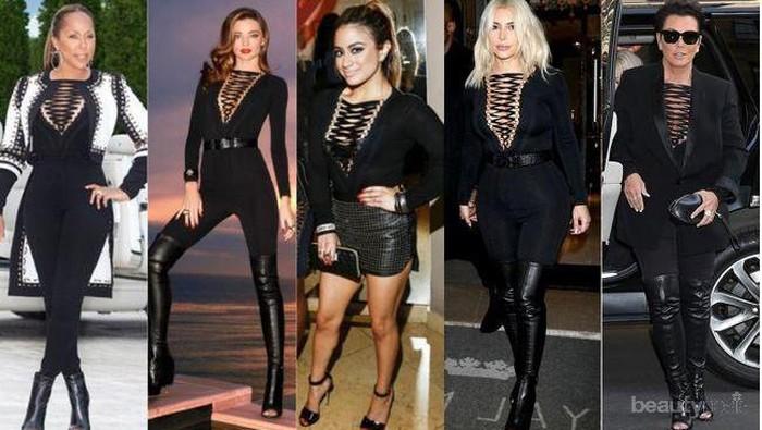 Ikuti Style Padu Padan Lace Up Shirt Ala Selebriti Hollywood Jika Ingin Tampil Outstanding!
