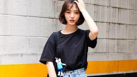 Tampil Cantik dan Modis Ala Wanita Korea dengan Pakaian Oversize