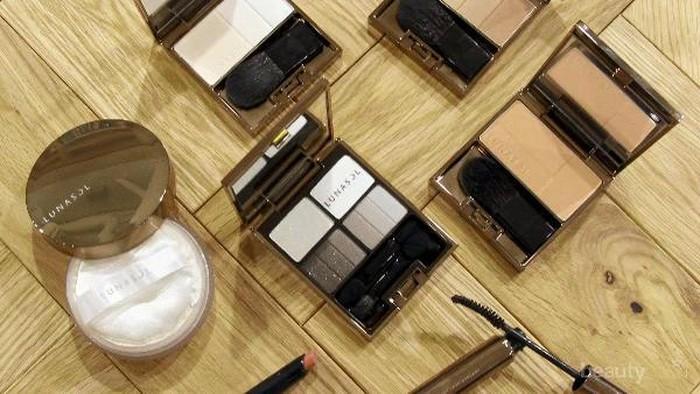 Full Makeup dengan Koleksi Musim Gugur Terbaru Lunasol