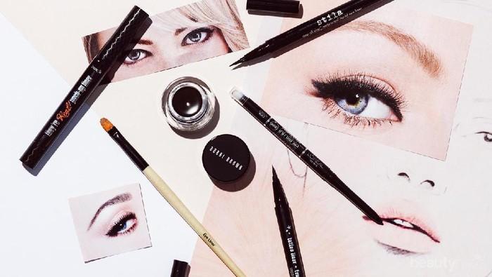 Pensil, Liquid, Atau Gel Liner? Temukan Jenis Eyeliner yang Paling Tepat Untukmu Sekarang!