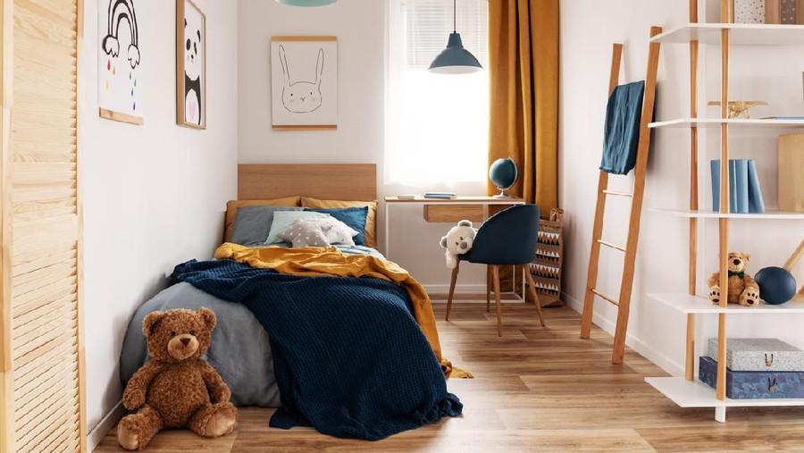 5 Tips Menata Kamar Anak di Rumah Minimalis agar Terihat Rapi dan Bersih
