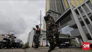 TNI Pastikan Wisma Atlet Siap Tampung Pasien Corona