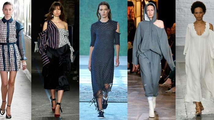 Ngaku Fashionable? Tapi Apa Kamu Sudah Coba 5 Tren Fashion 2017 ini?