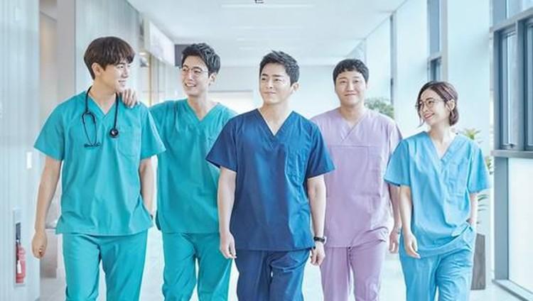 Sepanjang bulan Maret ini ada lima Drama Korea yang menarik untuk disaksikan, Bunda. Mulai dari genre thriller hingga komedi romantis.