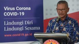 11 Provinsi Tanpa Tambahan Kasus Corona, 4 Provinsi Tambah 1