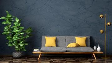 5 Inspirasi Wallpaper Ruang Tamu Untuk Mempercantik Rumah Minimalis