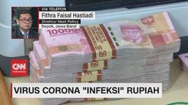 VIDEO: Virus Corona 'Infeksi' Rupiah