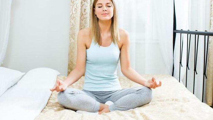 Ini Lho Olahraga yang Dapat Kamu Lakukan Sebelum Tidur!