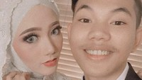 <p>Penyanyi cilik Tegar Septian membuat kejutan untuk penggemarnya. Ia menikah dengan kekasihnya pada Jumat (20/3/2020) di Garut, Jawa Barat. (Foto: Instagram @sarahsheilka)</p>