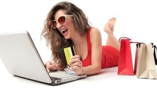 'Kaum Rebahan' Maksimalkan Jari dengan Belanja Sembako Online