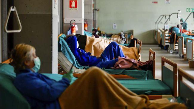 Sejumlah ahli kesehatan hingga dokter menganggap ada beberapa faktor yang menyebabkan Italia menjadi sarang baru virus corona.