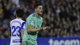 Satu Lagi Masalah Madrid: Jovic Terancam 6 Bulan Penjara