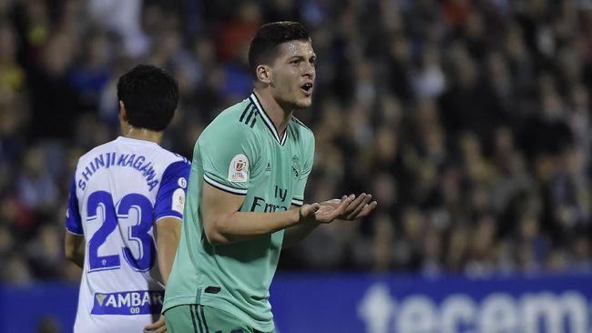 Setelah menelan dua kekalahan beruntun, Real Madrid kembali diterpa masalah. Kali ini Luka Jovic terancam dipenjara.