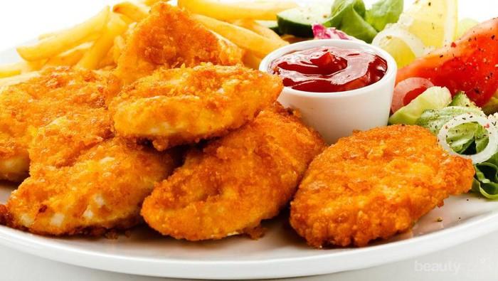Wow, 20 Menit Memasak Nugget Ayam Lezat Buatan Sendiri