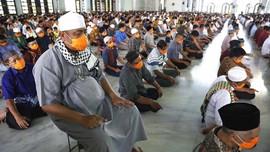 MUI: Aktivitas Longgar, Pemerintah Wajib Fasilitasi Ibadah