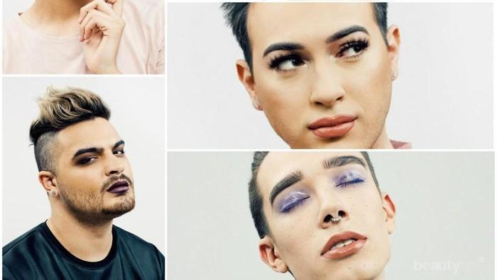 5 Akun Beauty Boy Terpopuler di Instagram Wajib Follow bagi Make-Up Lovers