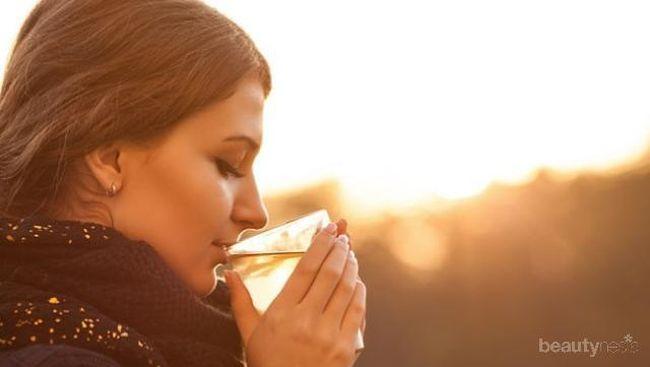 Mau Diet Yang Mudah Tapi Ampuh Pakai Air Putih Hangat Saja Penasaran