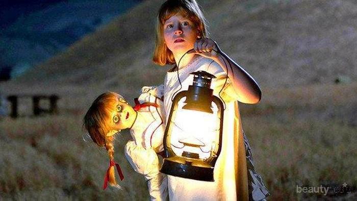 Bikin Merinding! Ini 5 Fakta Menarik dari Film Annabelle: Creation!