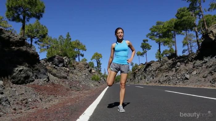 Tips Singkat Menambah Tinggi Badan Hanya dengan Jogging