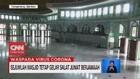 VIDEO: Sejumlah Masjid Tetap Gelar Salat Jumat Berjamaah