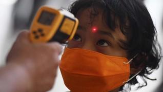 WHO Wajibkan Anak 12 Tahun ke Atas Pakai Masker Orang Dewasa