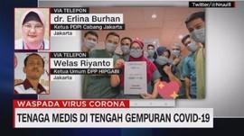 VIDEO: Tenaga Medis di Tengah Gempuran Covid-19