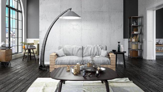 Hasil gambar untuk Desain Interior Rumah Minimalis Gunakan Tekstur Berbeda dalam Nada Serupa