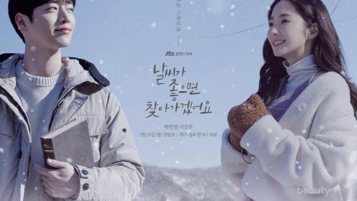 Sinopsis When The Weather is Fine, Drama Korea Terbaru Si Cantik Park Min Young di 2020