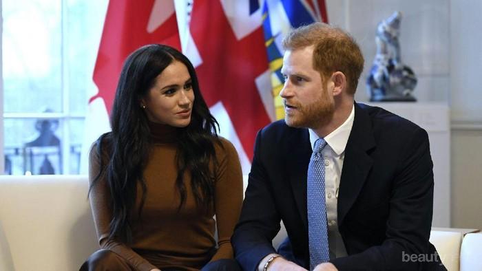 Buka Lembaran Baru, Meghan Markle dan Pangeran Harry Pilih Tinggal di Kanada