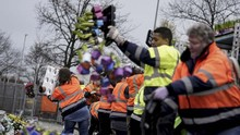 Ujung Aksi Anti Jam Malam Covid di Belanda: Rusuh, Penjarahan