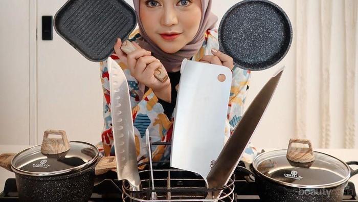 Gak Cuma Beauty dan Lifestyle Tips, 5 Influencer Cantik Ini Hobi Membagi Resep Masakan