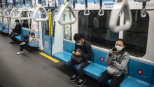 Ikut Jejak KRL, MRT Larang Penumpang Bicara Selama Perjalanan