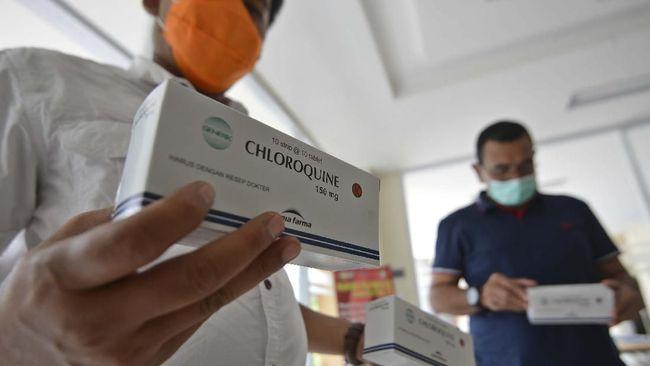 Para peneliti di China menyatakan obat malaria chloroquine tidak efektif mengobati pasien positif virus corona.
