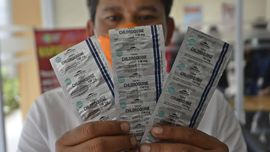 Pemerintah Patuhi WHO Setop Uji Obat Malaria untuk Corona